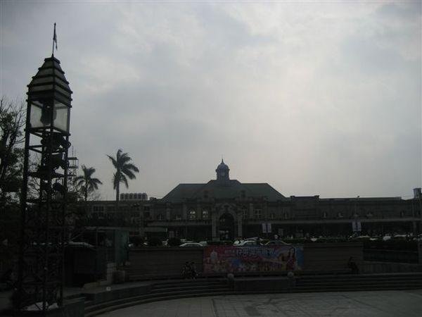 新竹火車站 -1