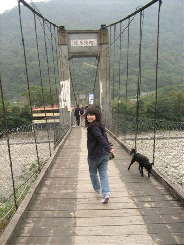這裡是吊橋哦~~
