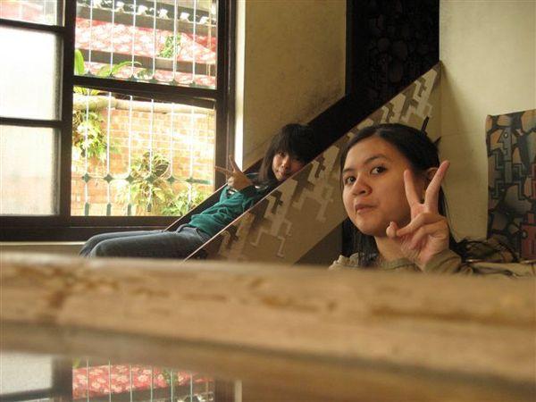 天然腳架系列(室內小桌):思瑜和我