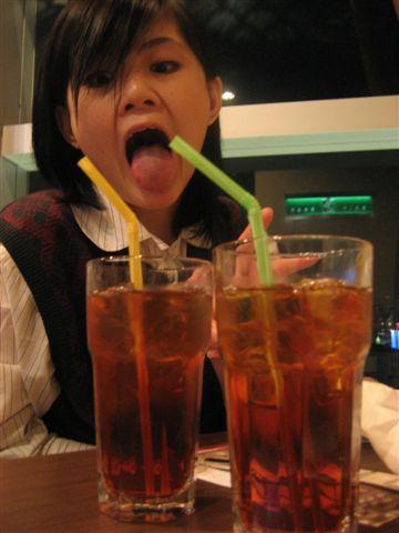 冰茶-2 老妹是背景
