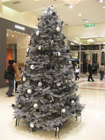 香奈兒聖誕樹