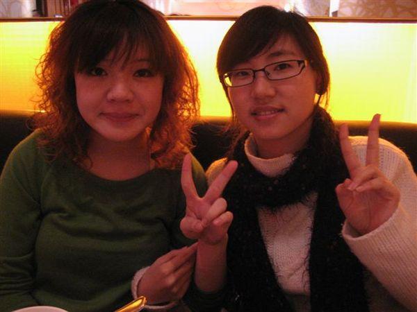 好久不見的元元~和她同學UJC