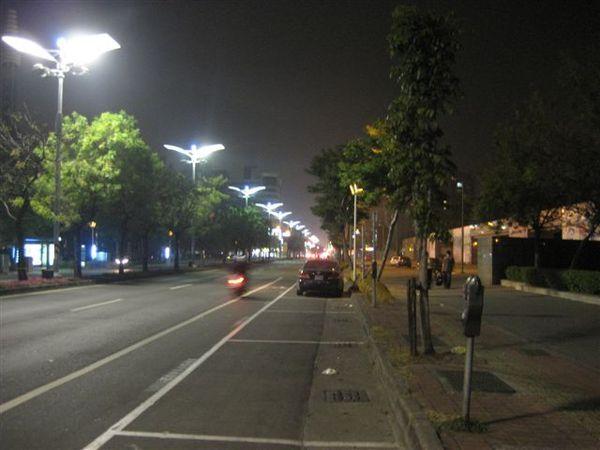 高雄的街道