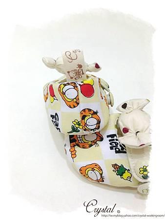 糖果-加菲貓-寶寶扣帶鞋-5.jpg