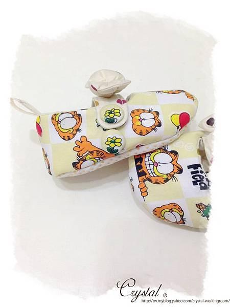 糖果-加菲貓-寶寶扣帶鞋-4.jpg