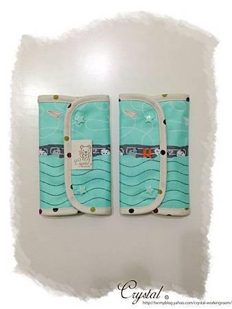 小妖怪的夢想世界-綠色-Ergo背巾口水巾-3.jpg