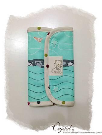 小妖怪的夢想世界-綠色-Ergo背巾口水巾-5.jpg
