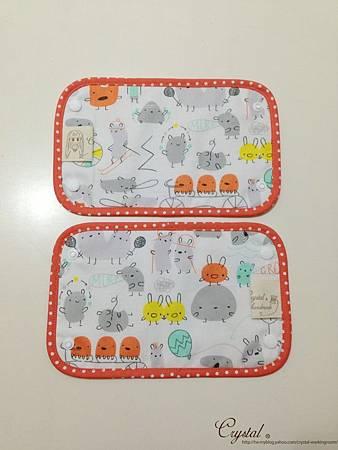 小妖怪-橘-Ergo背巾口水巾-3.jpg