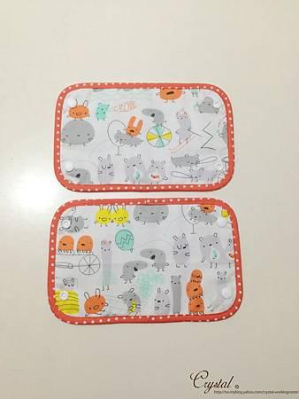 小妖怪-橘-Ergo背巾口水巾-4.jpg