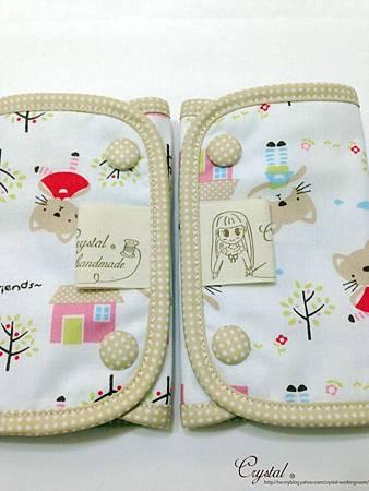 咖啡貓咪-米色-Ergo背巾口水巾-5.jpg