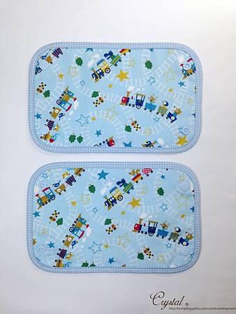 動物列車-藍色-Ergo背巾口水巾-4.jpg