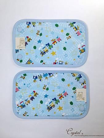 動物列車-藍色-Ergo背巾口水巾-3.jpg
