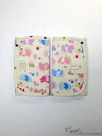點點大象-米色-Ergo背巾口水巾-1.jpg