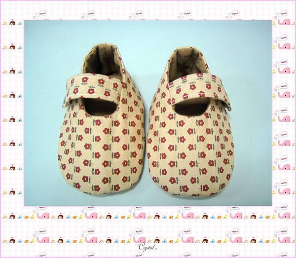 日本小花棉布扣帶寶寶鞋-1.jpg
