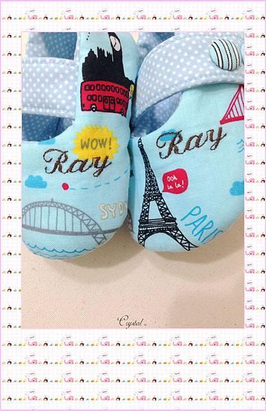 環遊世界寶寶扣帶鞋~Gina For Ray-8.jpg