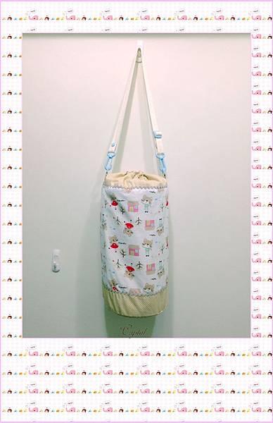 咖啡貓咪(米色)~ErgoBecoBoba揹巾專用收納袋-1.jpg