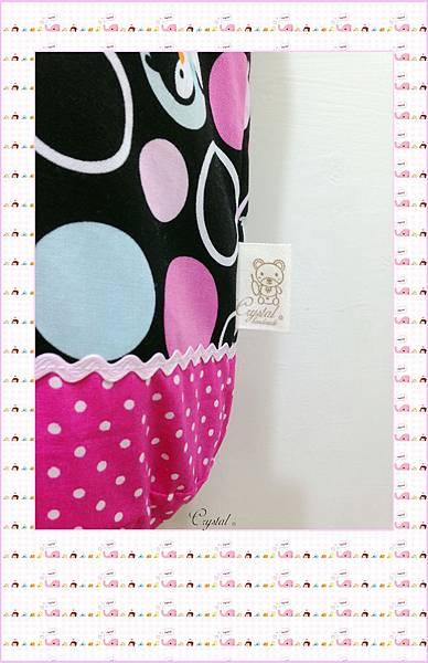 企鵝寶寶(粉+粉點)~ErgoBecoBoba揹巾專用收納袋-3.jpg