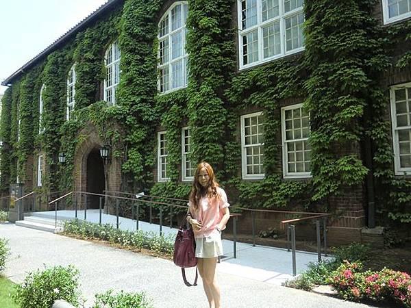 日本池袋立教大學