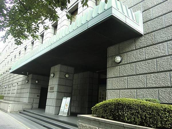 東京三越前站 之 【貨幣博物館】