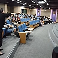 教師與講者提問互動