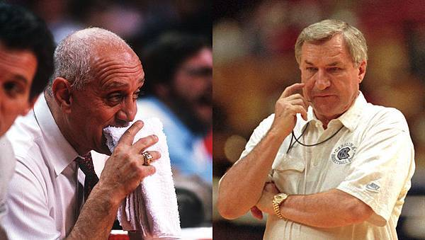 Dean_Smith_Jerry_Tarkanian