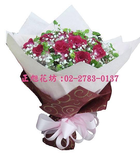 艷紅玫瑰01