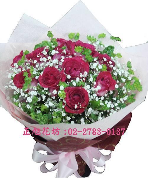 艷紅玫瑰02