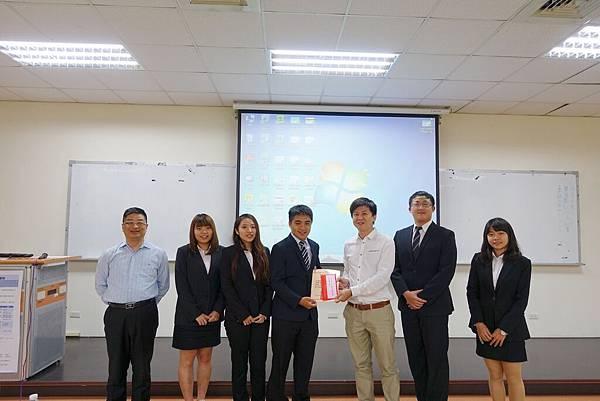 105 學士班專題競賽 頒獎