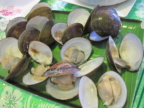【長灘島】海鮮-烤蛤蜊.JPG