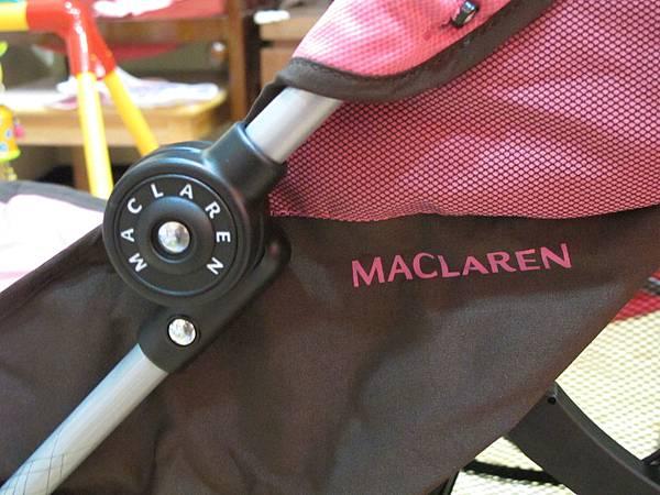 【Maclaren】球型關節.JPG