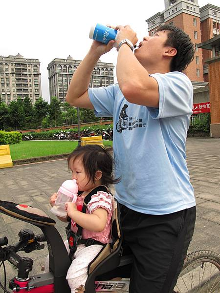 【14M24D】兩個人都渴了