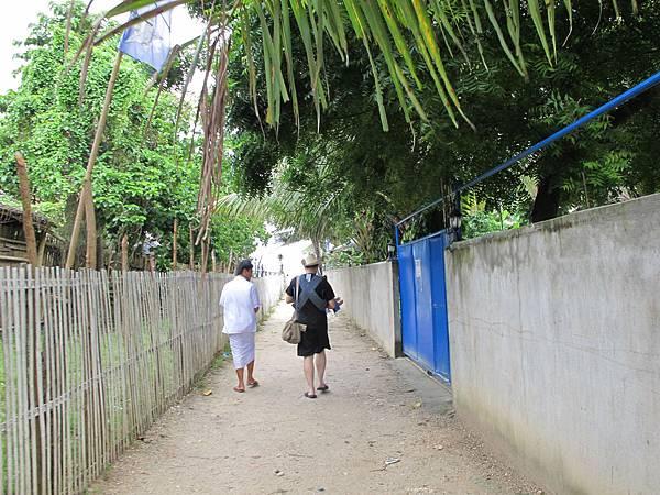 【長灘島】NAMI-要先穿過這條巷子