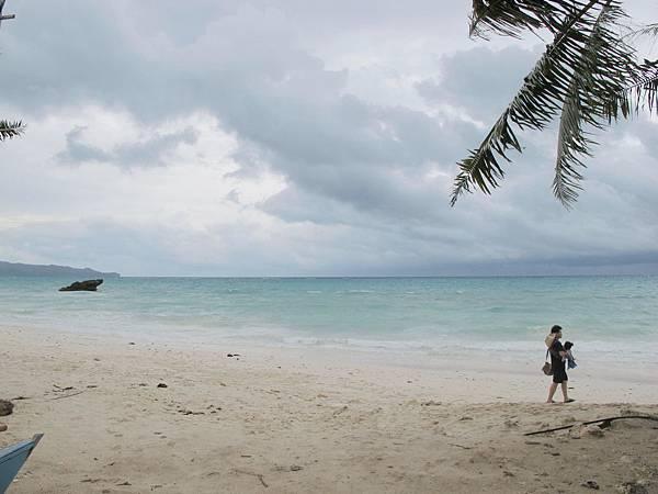 【長灘島】NAMI-Diniwid Beach
