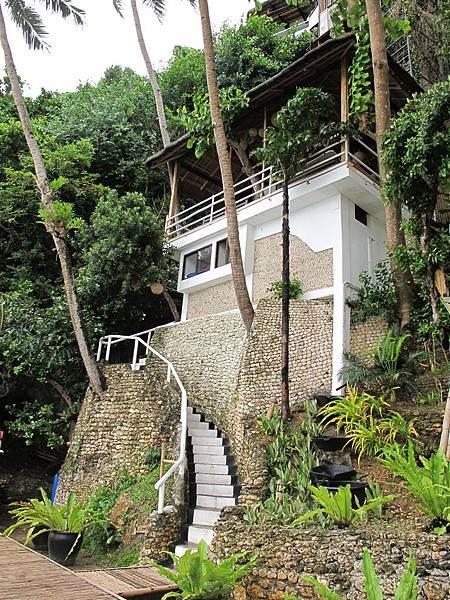 【長灘島】NAMI-階梯