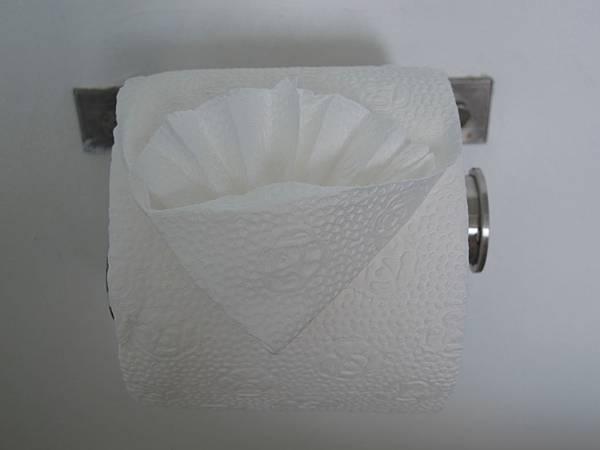 【長灘島】NAMI-衛生紙摺花