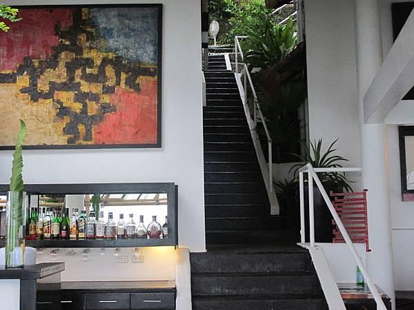 【長灘島】NAMI-通往房間的階梯