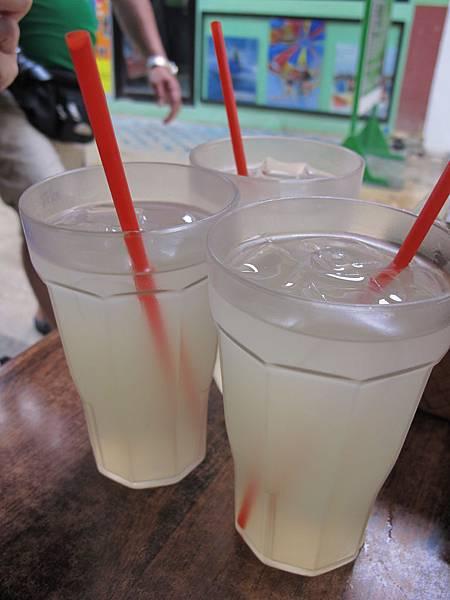 【長灘島】BITE CLUB-檸檬汁