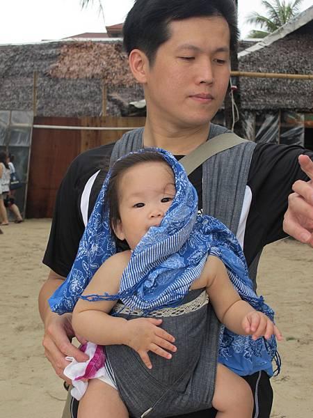 【長灘島】風很大.JPG