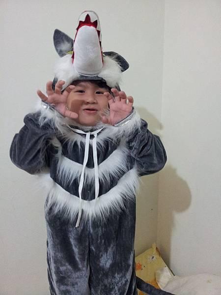 多多-大野狼