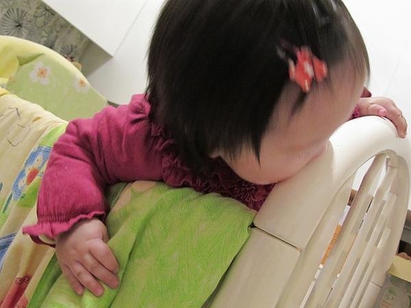 【11M1D】啃床欄.JPG
