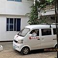 【長灘島】 nami的接駁bus.JPG