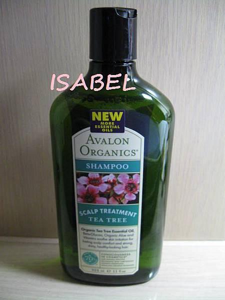 Avalon有機茶樹洗髮精