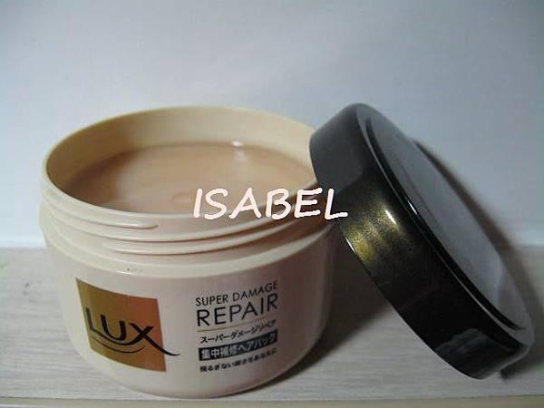 LUX日本極致修護髮膜