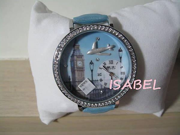 韓國Mini手工軟陶錶