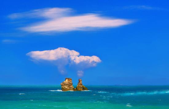 20燭台雙嶼之美