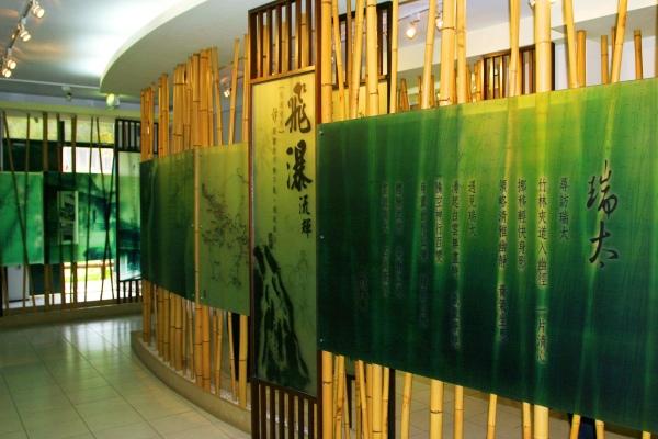 16竹林風韻之美 《一》