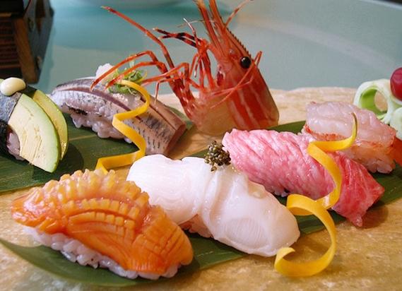 10上禾家日本料理