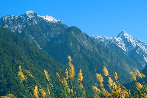 5玉山國家公園     品雪與雲海之美