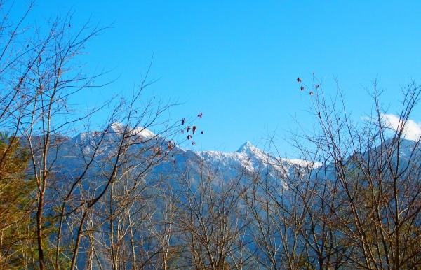 4玉山國家公園     品雪與雲海之美