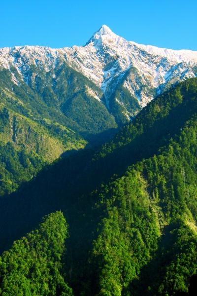 9玉山國家公園     品雪與雲海之美